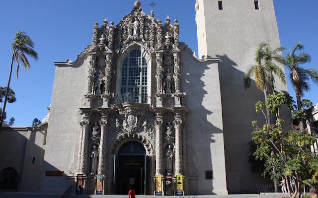Museu do Homem em San Diego