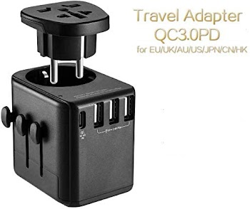 58%off International Travel Adapter