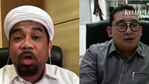 Emosi ke Fadli Zon Saat Live, Ngabalin: Perbaiki Isi Kepalamu
