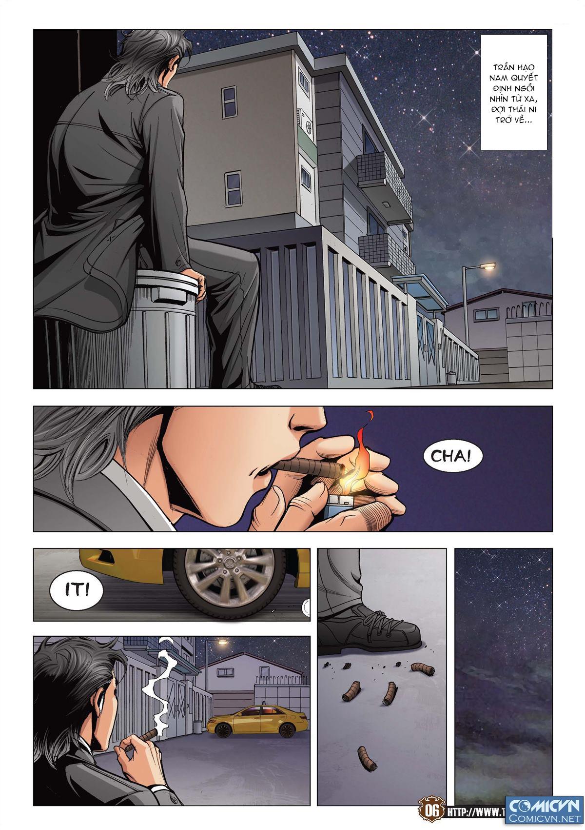 Người Trong Giang Hồ chap 2104 - Trang 6