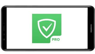 تنزيل برنامج AdGuard APK Pro mod Premium مدفوع و مهكر و مكرك معا التفعيل بدون اعلانات بأخر اصدار من ميديا فاير للأندرويد.