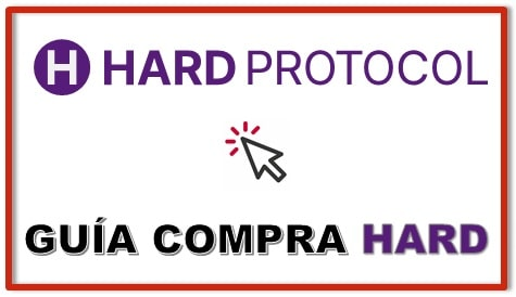 Cómo Comprar Criptomoneda HARD PROTOCOL (HARD)