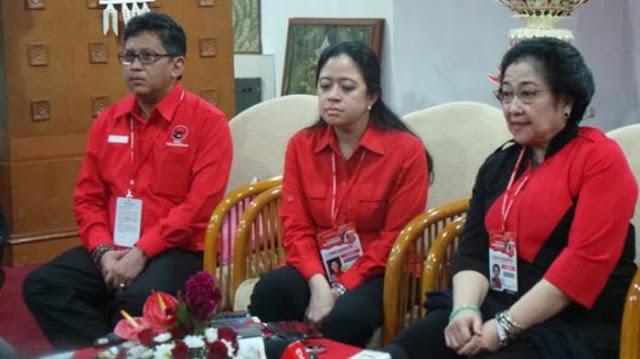 """Semoga Sumatera Barat menjadi provinsi yang memang mendukung negara Pancasila,"""" yang diunggah Puan,"""