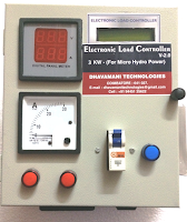 electronic load controller hydro power