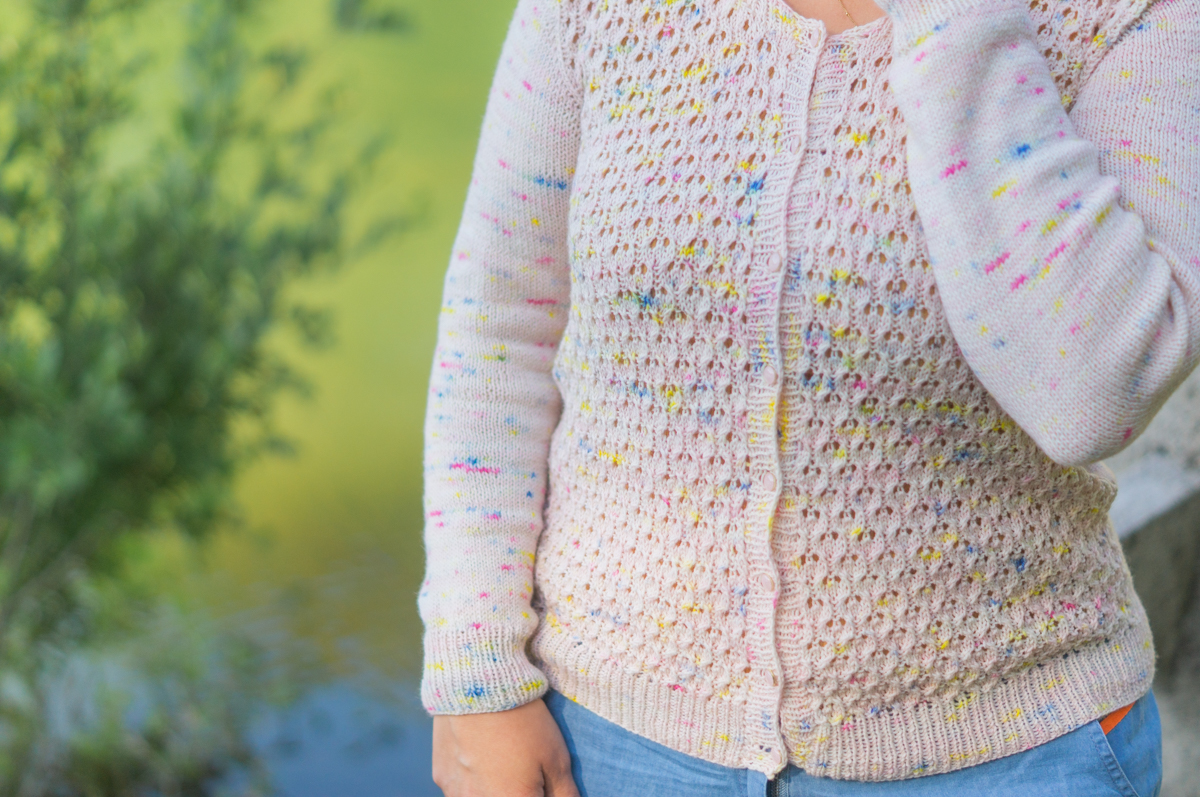 Gilet Vaise NCL Knits