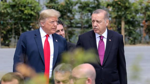 «Οι ΗΠΑ ανέχθηκαν καιρό τη σχέση της Τουρκίας με την τρομοκρατία»