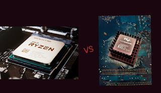 Intel and Amd are the only two leading companies in the microprocessor producing market.Comparisons were made on their specifications to know which is best.