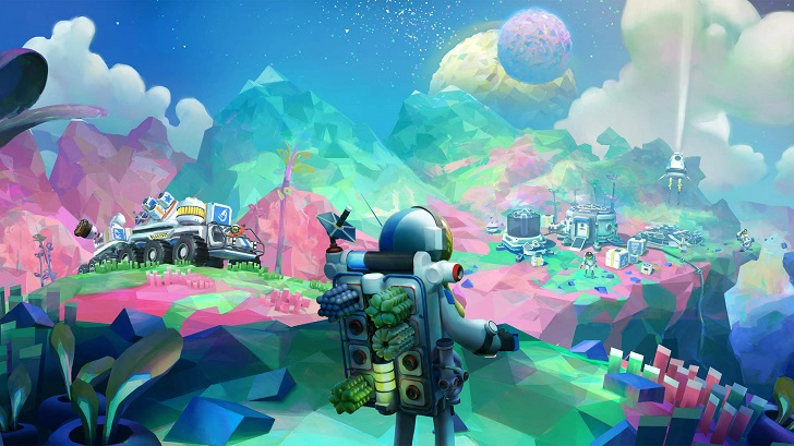 Astroneer - Co-Op Game on Xbox Game Pass