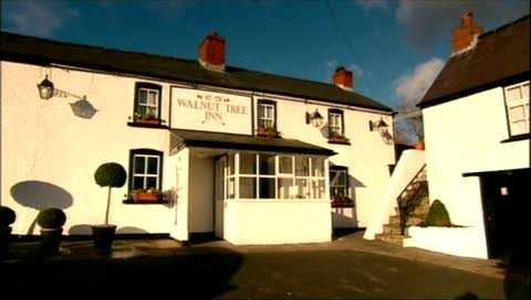 Kitchen Nightmares The Walnut Tree Inn