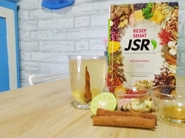 Resep Obat Vertigo Alami ala JSR