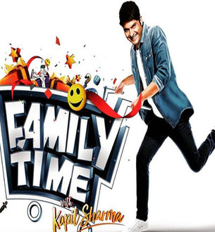Family Time With Kapil Sharma New Show