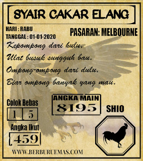 SYAIR MELBOURNE 01-01-2020