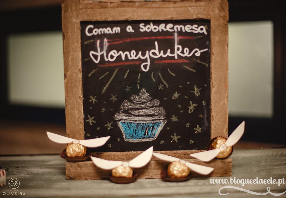 comida+ doces + honeydukes+ sobremesas + harry potter + diy + receitas + casamento temático + blogue português de casal + telma e pedro + ela e ele + ele e ela