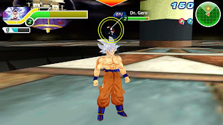 DRAGON BALL Z TENKAICHI TAG TEAM V2 COM MENU PERMANENTE [PARA ANDROID E PC PPSSPP]