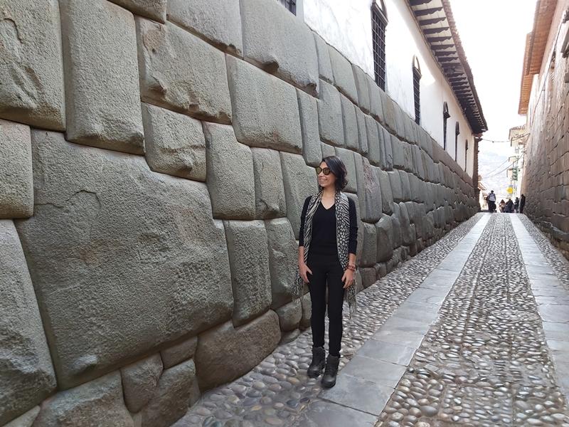 Pedra dos 12 ângulos - Cusco