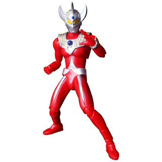 Ultraman Taro Evolved Poseable Toy