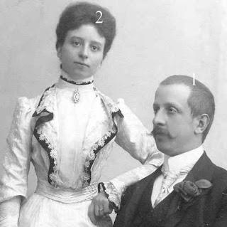 Franz Maria Alfred,von Harrach zu Rohrau und Thannhausen et sa deuxième épouse