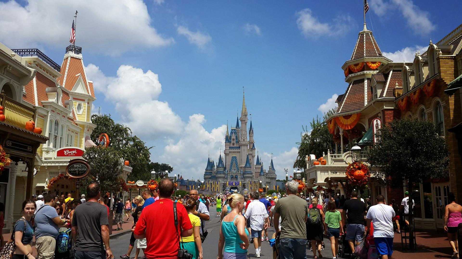 Main Streey Disney Orlando
