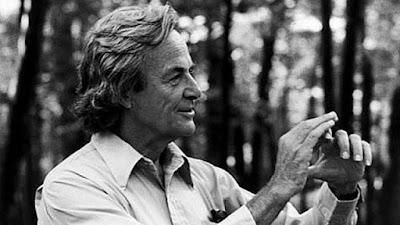 Σαν σήμερα…1988. 30 χρόνια  από το θάνατο του Richard Feynman.