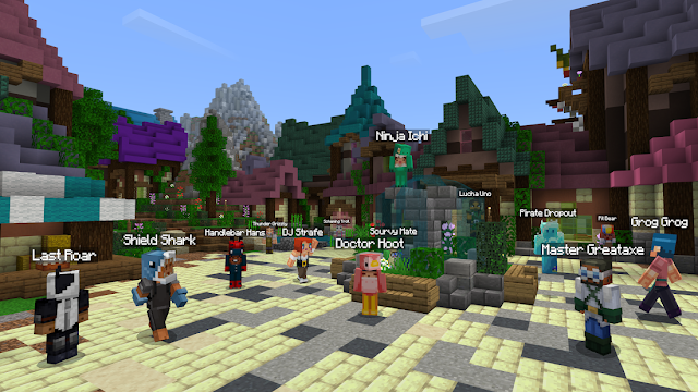 Minecraft Hileli APK - Hasar Ölümsüzlük Hileli APK
