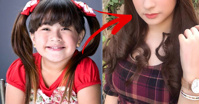 "Do you still remember the child star ""Trudis Liit""? She's a beautiful grown-up now!"