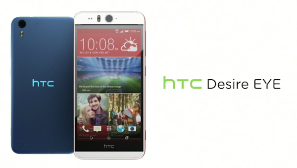 HTC Desire EYE officially announced