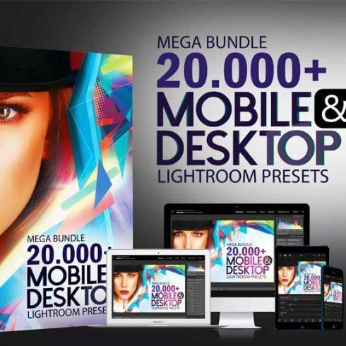 20,000+ Mega bundle Mobile and Desktop[Master Bundles][Lightroom][Presets]