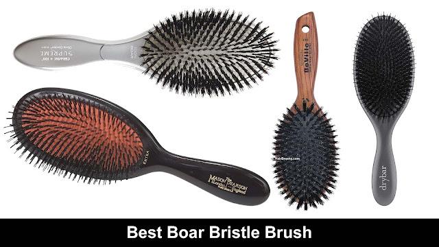 Best Boar Bristle Brush - HairBrushy