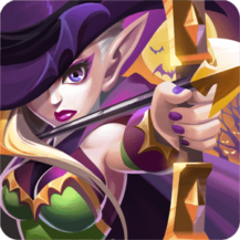 Скачать Magic Rush: Heroes apk