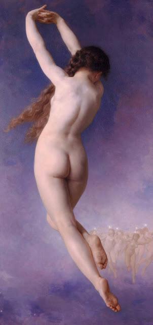 Адольф Вильям Бугро - Плеяды (1884)