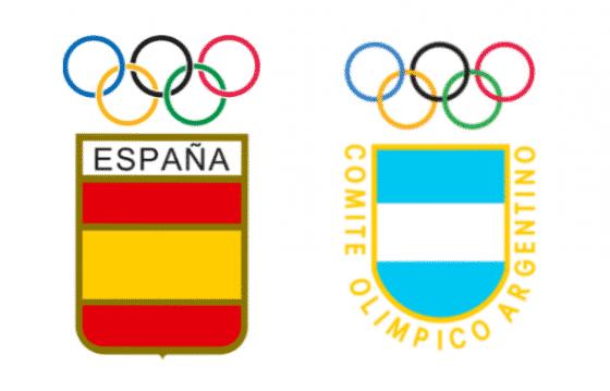 اسبانيا والارجنتين