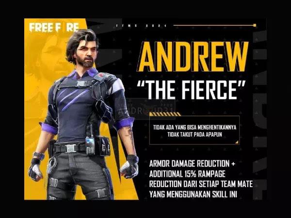Awakening Andrew Free Fire