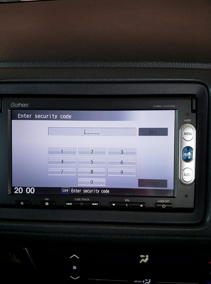 NavigationDisk   Car Radio Unlock   日本のカーラジオロック解除ソリューション 51491119_2458755684139327_1087131161206980608_n Honda Gather Radio Unlock Solution Toyota  honda radio unlock honda radio code Honda Gather Radio Unlock Solution honda