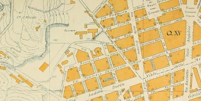 Circonvallazione Trionfale borghetto mappa