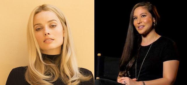 Margot Robbie em Era Uma Vez em Hollyood/Sony/Divulgação e Christina Hodson/CineMovie/Reprodução