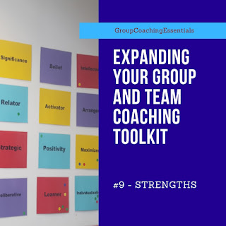 Expanding Your Group and Team Coaching Toolkit - Strengths