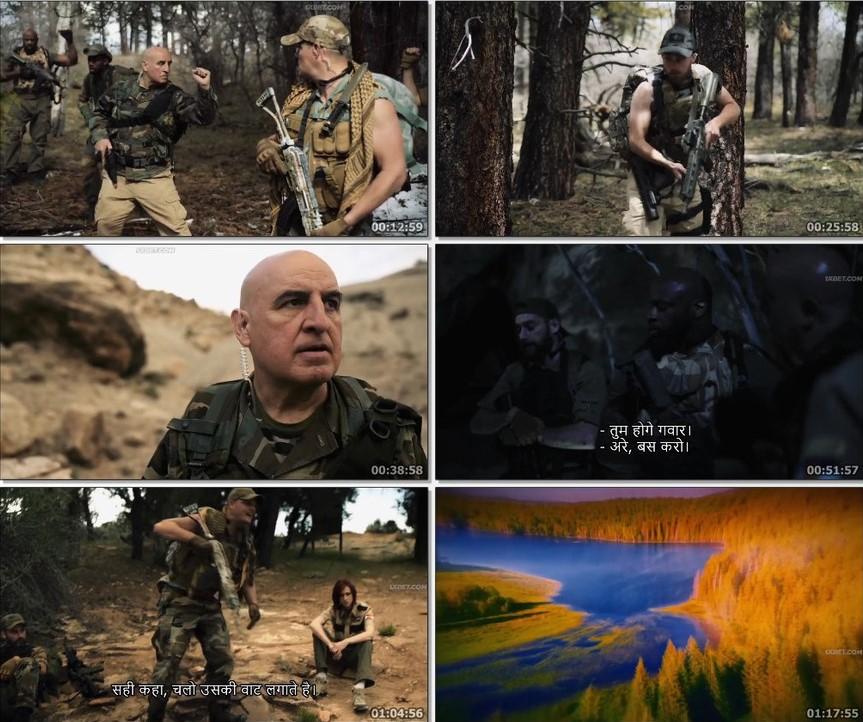 Dragon Soldiers (2020) English 720p WEBRip Hindi-Sub