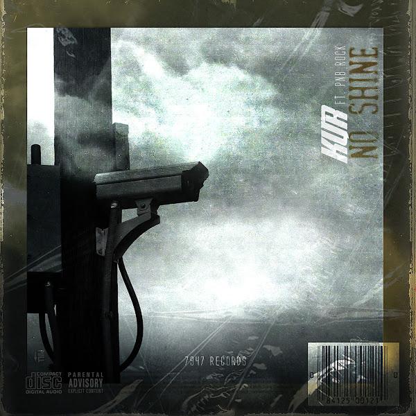 Kur - No Shine (feat. PnB Rock) - Single Cover