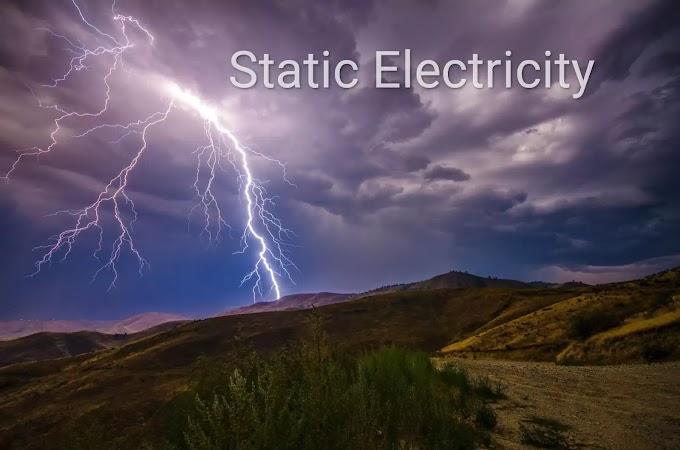 Static Electricity in Hindi / स्थैतिक इलेक्ट्रिसिटी