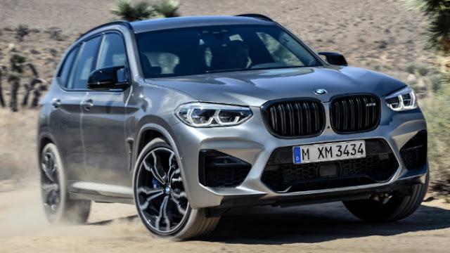 Essai du BMW X3 2020