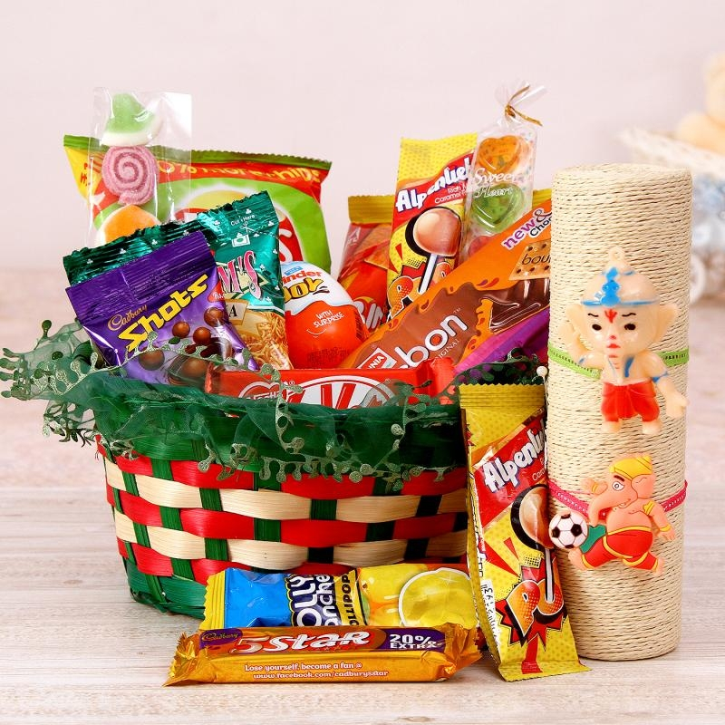 Popular gifting items this Rakhi Season