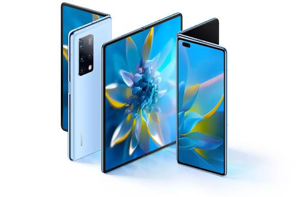 Huawei Mate X2 é o novo smartphone dobrável da marca