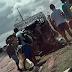 Capotamento ocorreu na rodovia BR-406 na entrada de Ceará-Mirim
