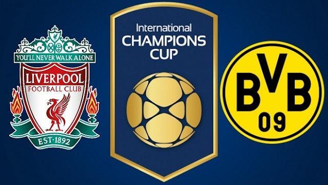 Liverpool Vs Borussia Dortmund Full Match Highlights