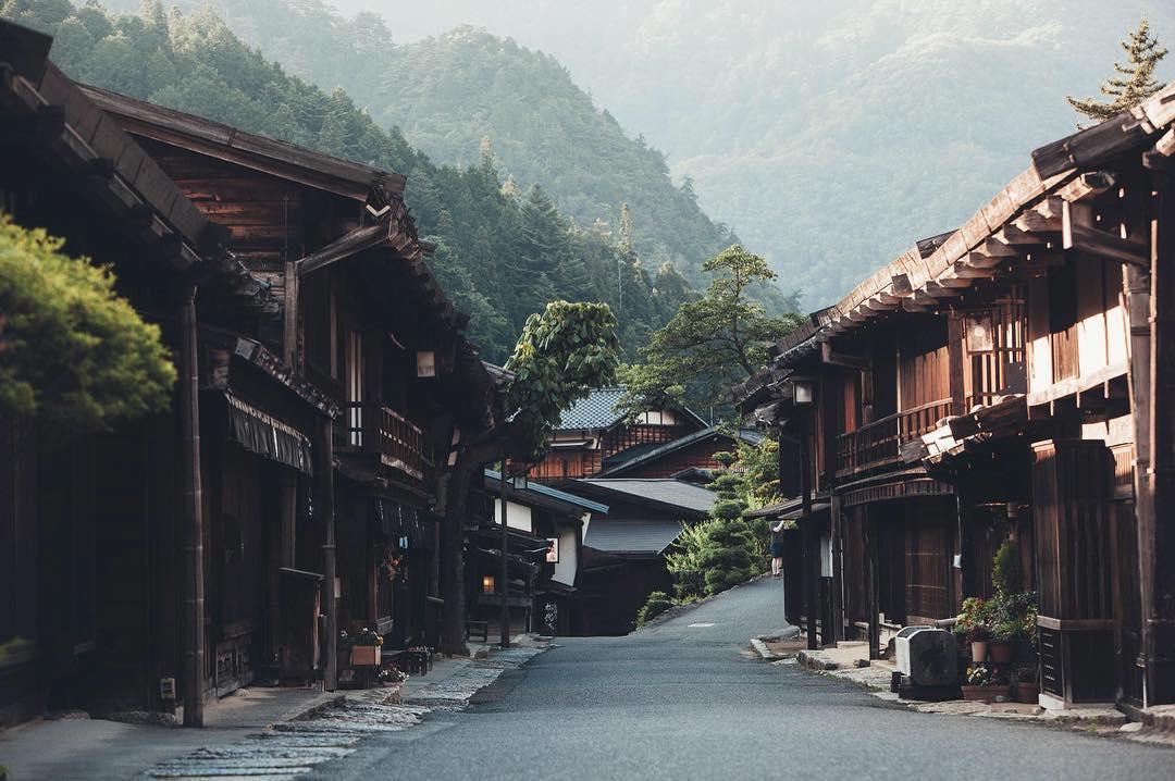 Du lịch Nhật Bản cực dễ và xinh đẹp