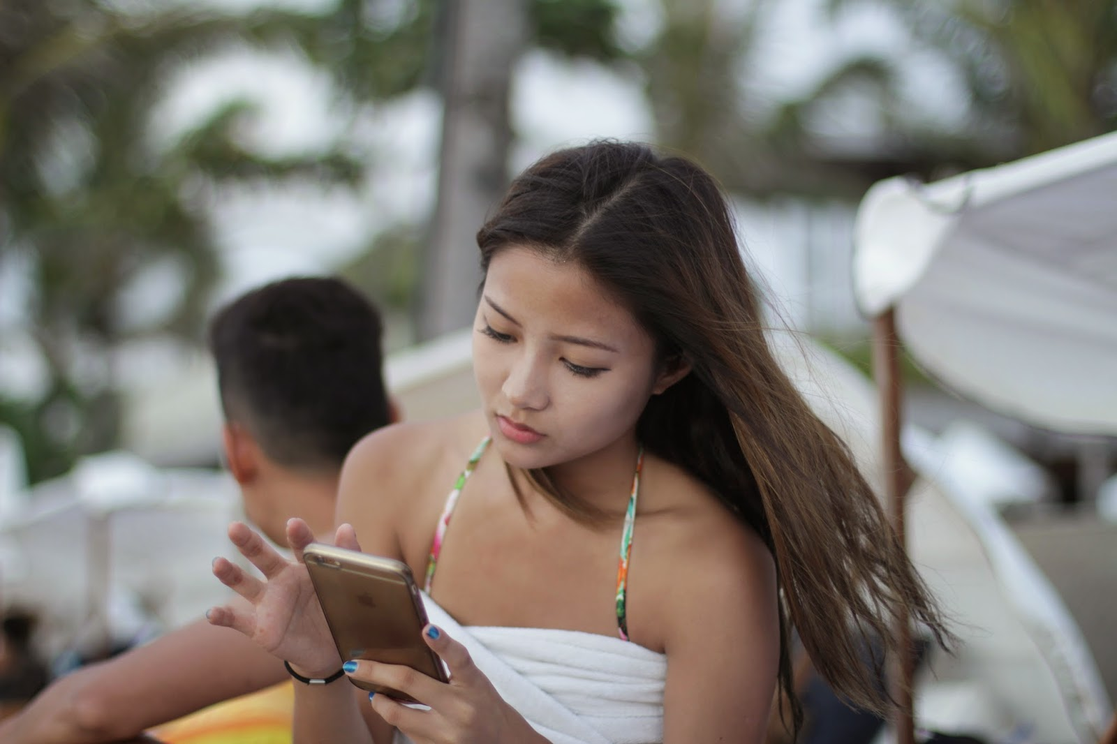 EUNICE ANNABEL: Oh Bali Bali!