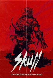 Capa filme Skull: A Máscara de Anhangá Grátis