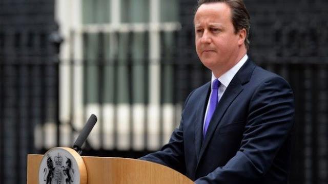 Cameron 'fantastically' resigns as UK votes to exit EU