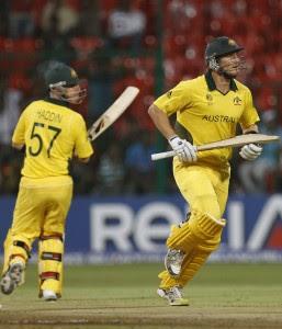 Australia vs Canada 35th Match ICC Cricket World Cup 2011 Highlights