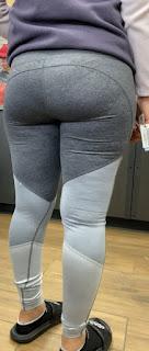 Linda chava marca bragas pants yoga pegados